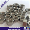 High strenght titanium bolt and nut