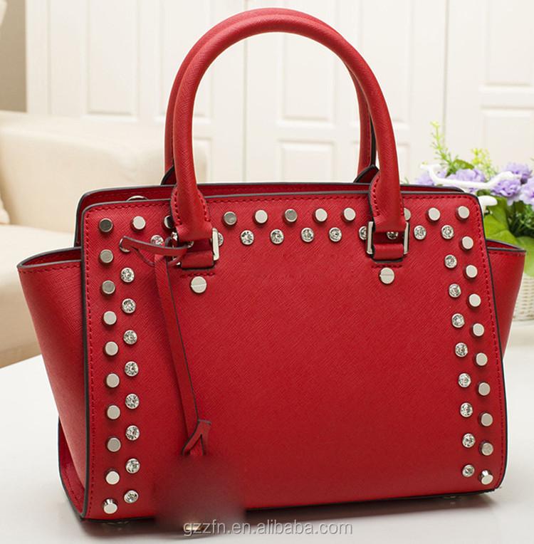 Diamonds Pu Leather Women Bag Famous Brand,Name Brand Sling Bag ...
