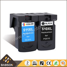 China factory directly sale Compatible 510 ink cartridge for Canon PG510