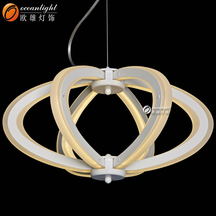 crystal drop pendant lighting,indoor lighting lamp OM66121-6