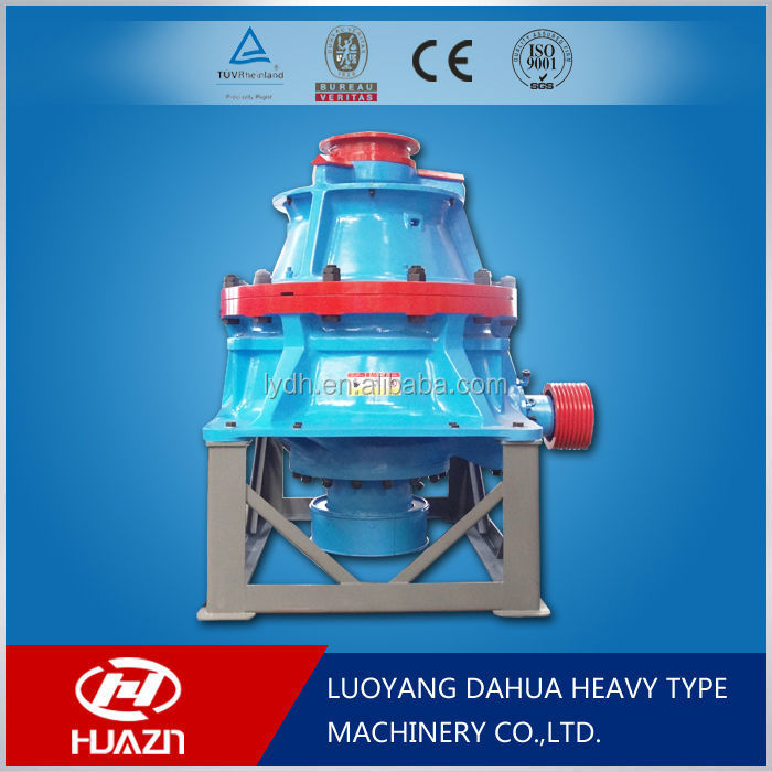 Luoyang Dahua standard type & short head type cs cone crusher manufacturer AF aeries cone crusher
