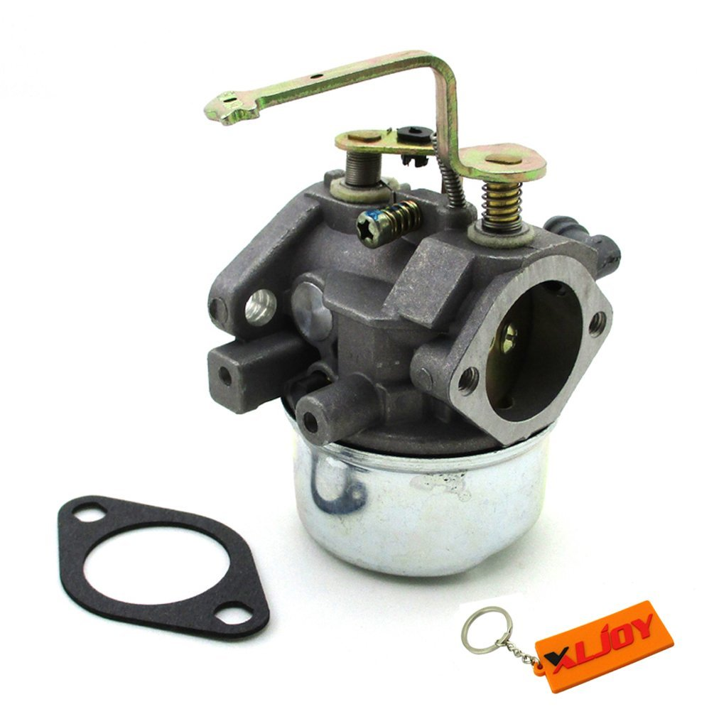 Outdoor Pinty Carburetor for Tecumseh 632370A 632370 632110 fits HM100 HMSK100 HMSK90 Snow Blower Generator Chipper Style: 5 Repair /& Hardware Garden Store Model: