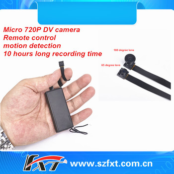 Wireless Micro Hd 720p 30fps Realtime Av Mini Spy Dv Cam Video ...