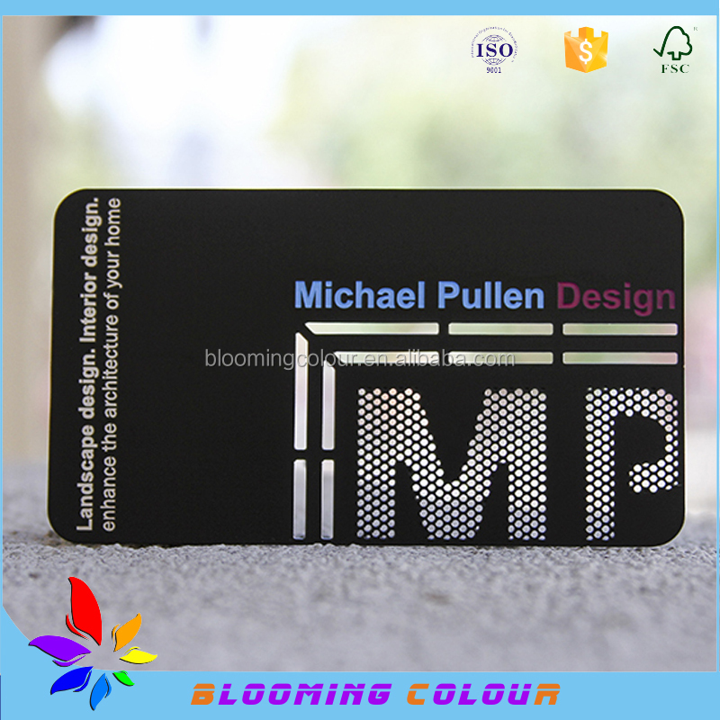 Qingdao Manufacturer Of Metal Business Card/custom Made Different ...