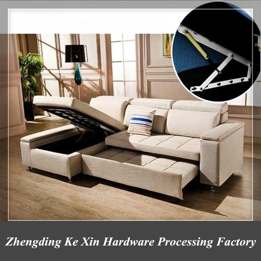 E Saving Sofa Bed Storage Lift Hinge Spring Mechanism Product On Alibaba