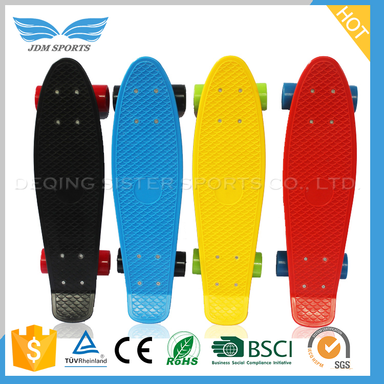 Hot Selling High End Skate Long Board