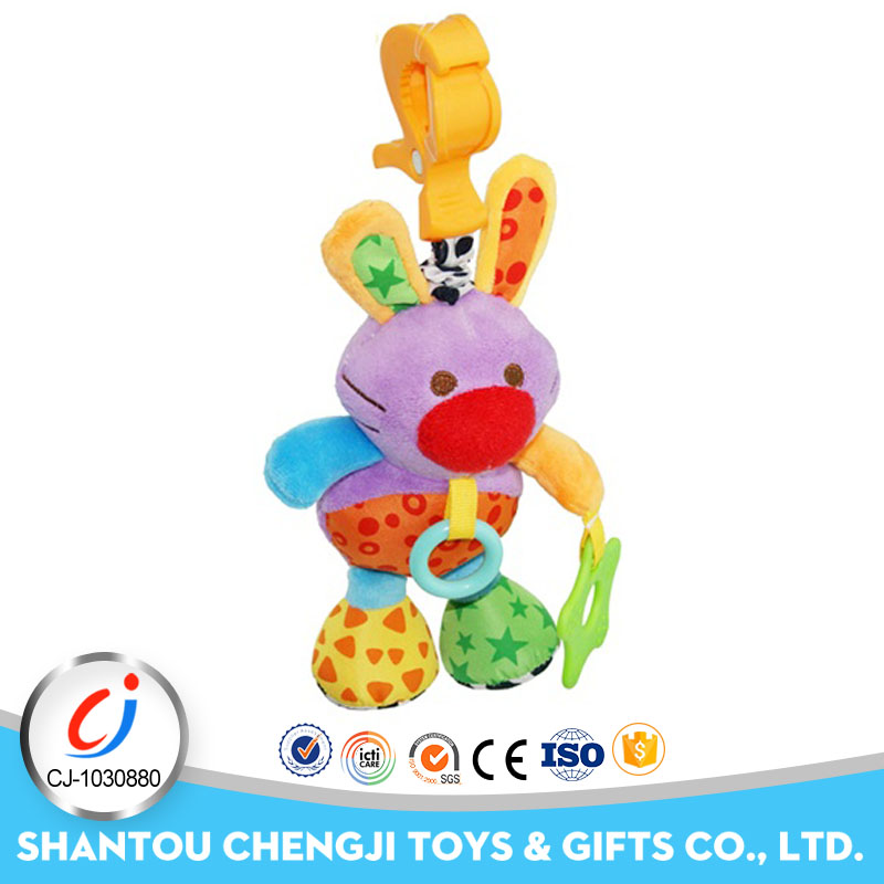 Baby lovely toys fashional pull string musical baby plush toys for kids