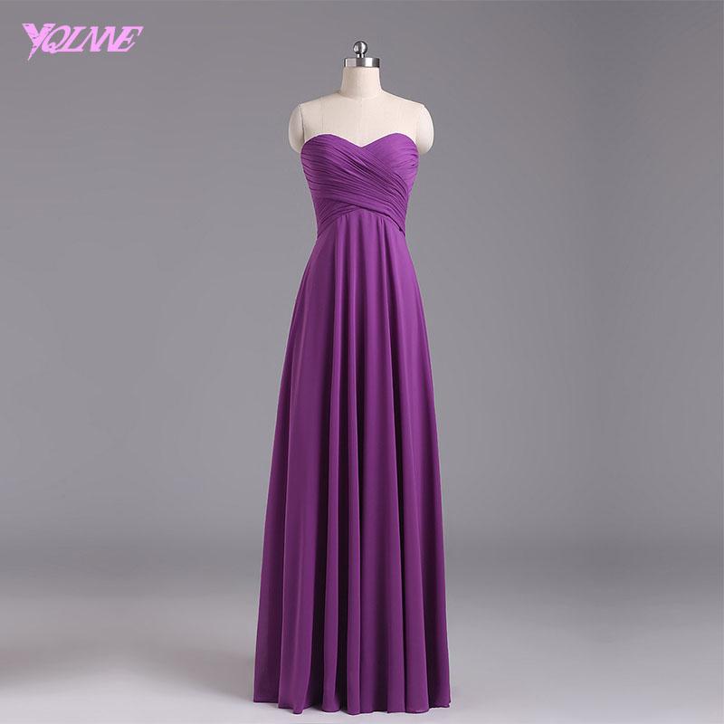 Venta al por mayor vestido para dama de honor playa-Compre online ...