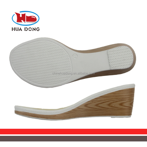 18b335565 Sole Expert Huadong PU shoes sole women shoe cork