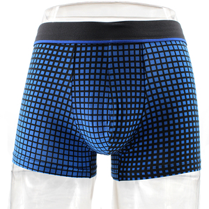custom good quality cotton mens underwear boxer shorts