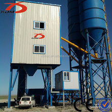 Price Of Concrete Mixing Plant HZS100 Concrete Mixing Batch Plant