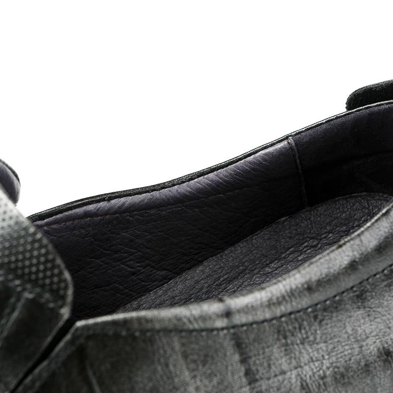 Black Shoes Shoes Leather Fashion Men'S Oxford 2017 Genuine Dress 8SPdq