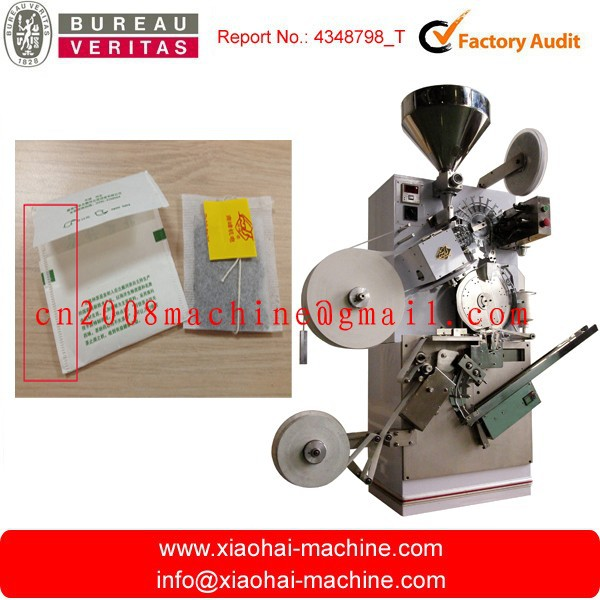 Inner and Outer Tea Bags Packing Machine