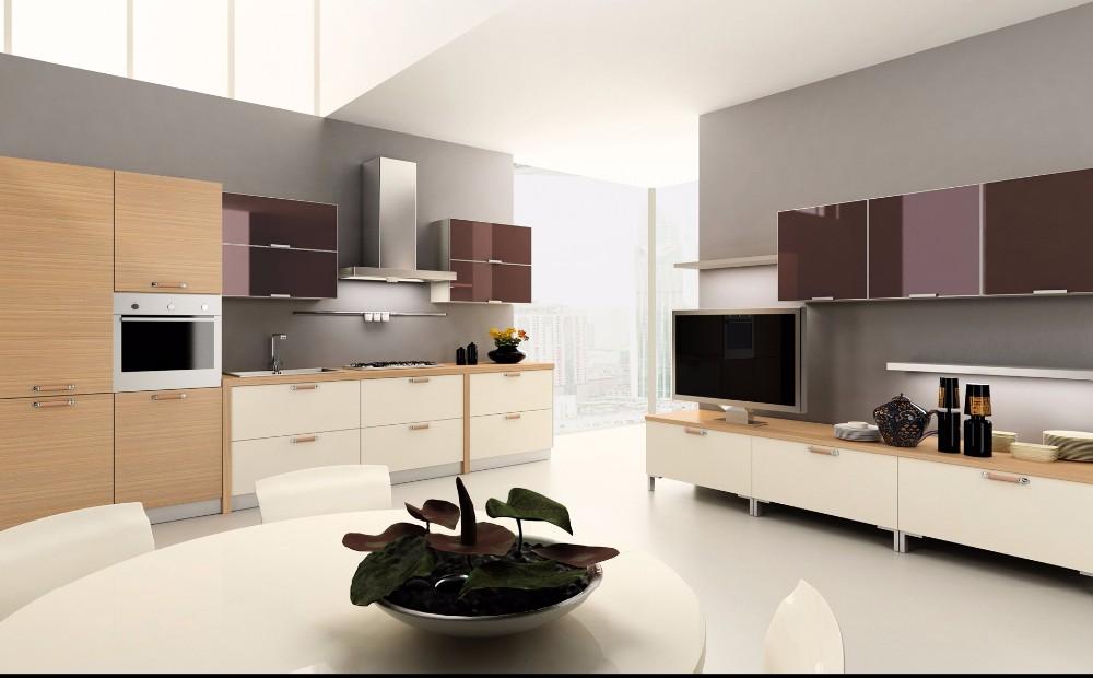 Simple Design New Model Kitchen Craft Cabinet Hardware
