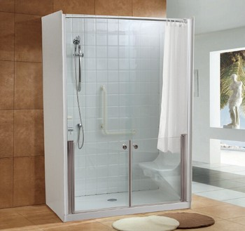 Model Y697a Luxury Cheap Price Walk In Tub Shower Combo