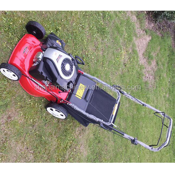 "Rotary lawn mower with front cover/18"" Straight Blade spart parts of lawnmower"