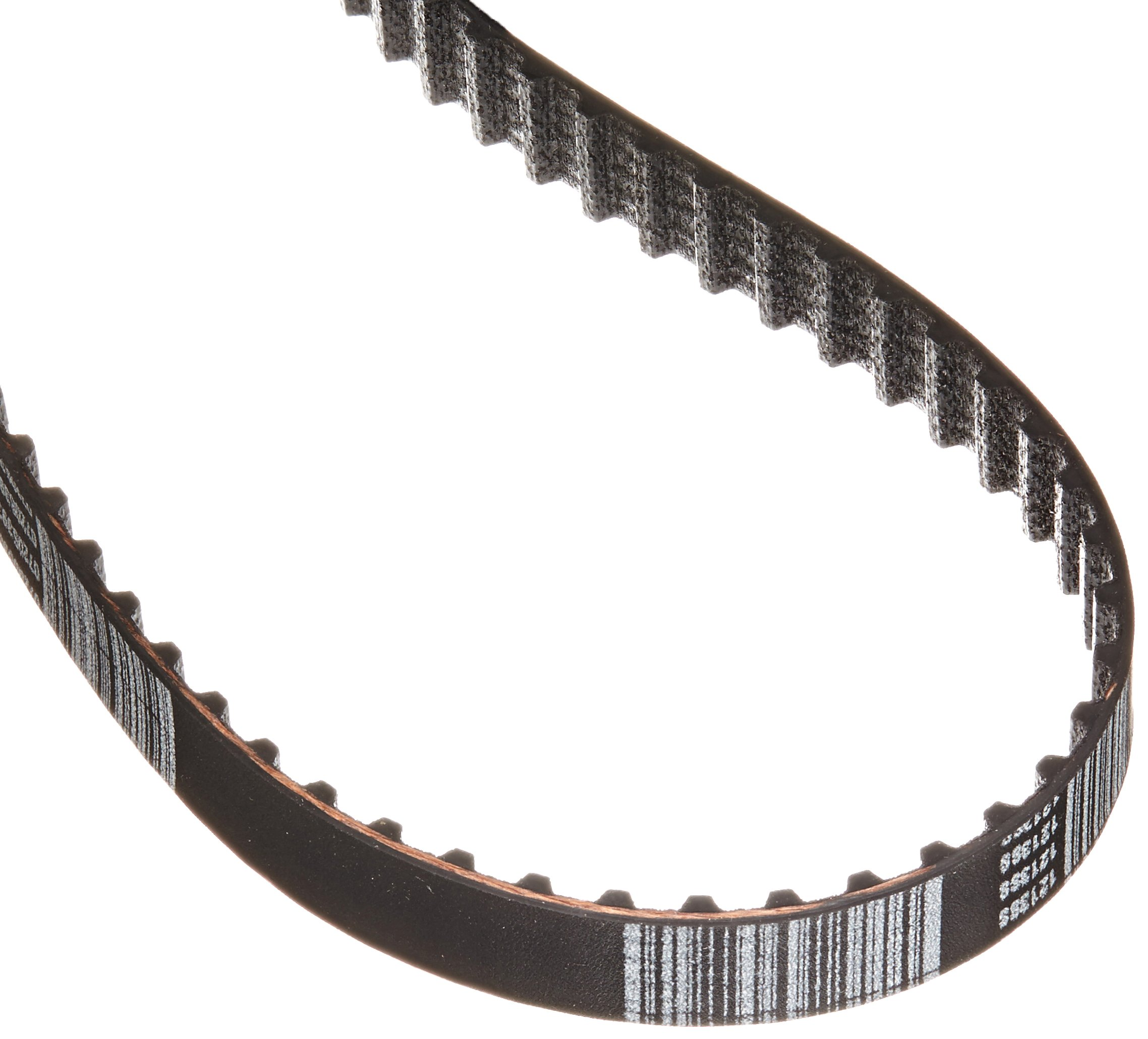 "Gates 142XL037 PowerGrip Timing Belt, Extra Light, 1/5"" Pitch, 3/8"" Width, 71 Teeth, 14.20"" Pitch Length"