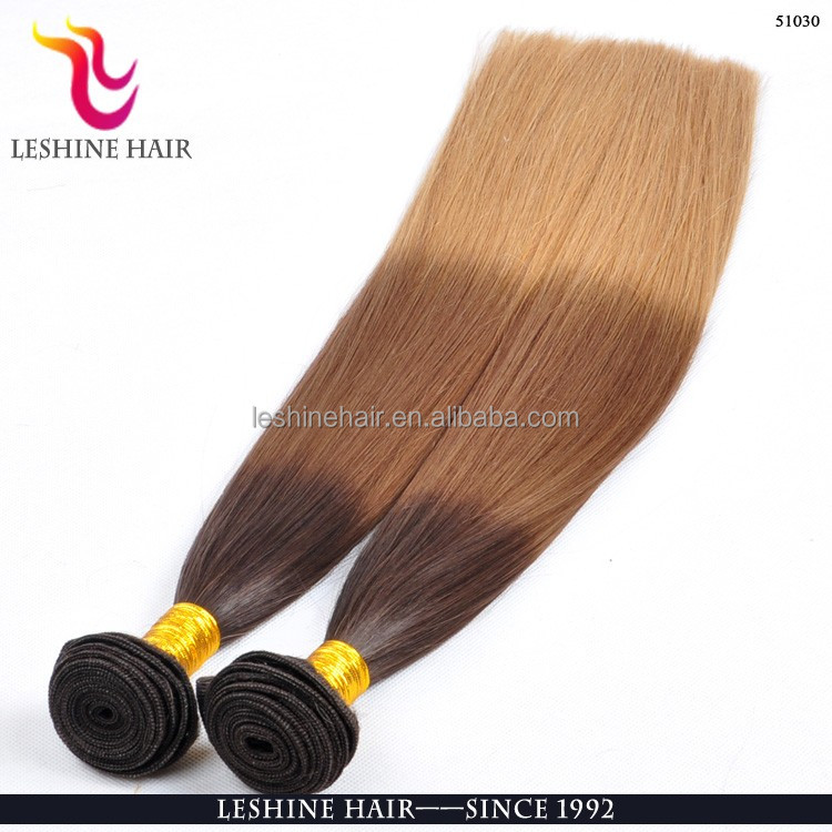 Ormber hair #60 #613 virgin remy Brazilian hair weft Double drawn hair extension