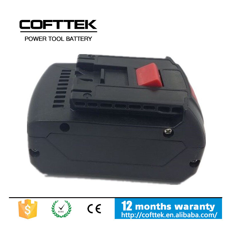 Li-ion battery for bosch bat181 power tool battery lithium 3ah replacement bat181, BAT609, BAT609G, BAT618, BAT618G