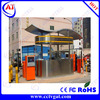 Hot-selling sentry box fashionable guard house for parking spot/entrance