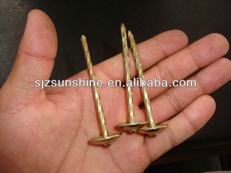 Copper Coil Roofing Nails, Copper Coil Roofing Nails Suppliers And  Manufacturers At Alibaba.com