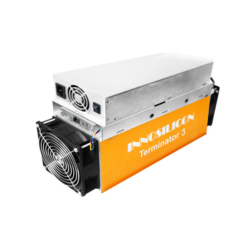envío gratis nuevo autentico varios colores Miner Asic Mining Mineria Bitcoin Innosilicont3 43t Terminator3 43th/s
