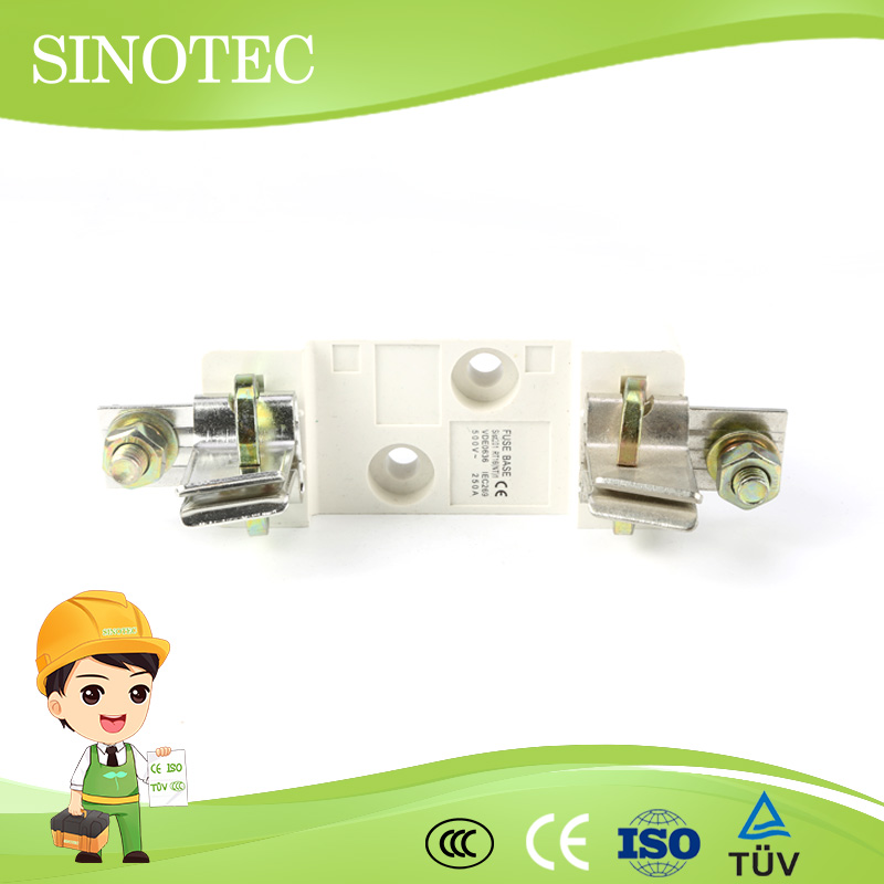 500a fuse 690v nh2 gr sitor 3ne1334 2 link 5*20mm holder