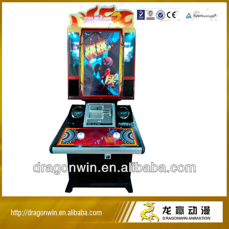 arcade Dragonwin indoor coin operated kids ride Jump-jumper Invisible Hand plush toys for crane amusement lottery game machines