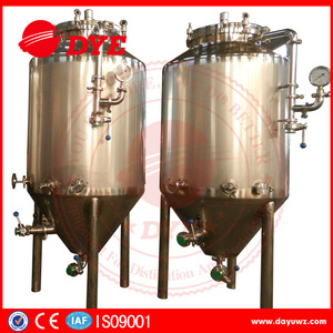 6000L high-capacity yogurt fermentation tank