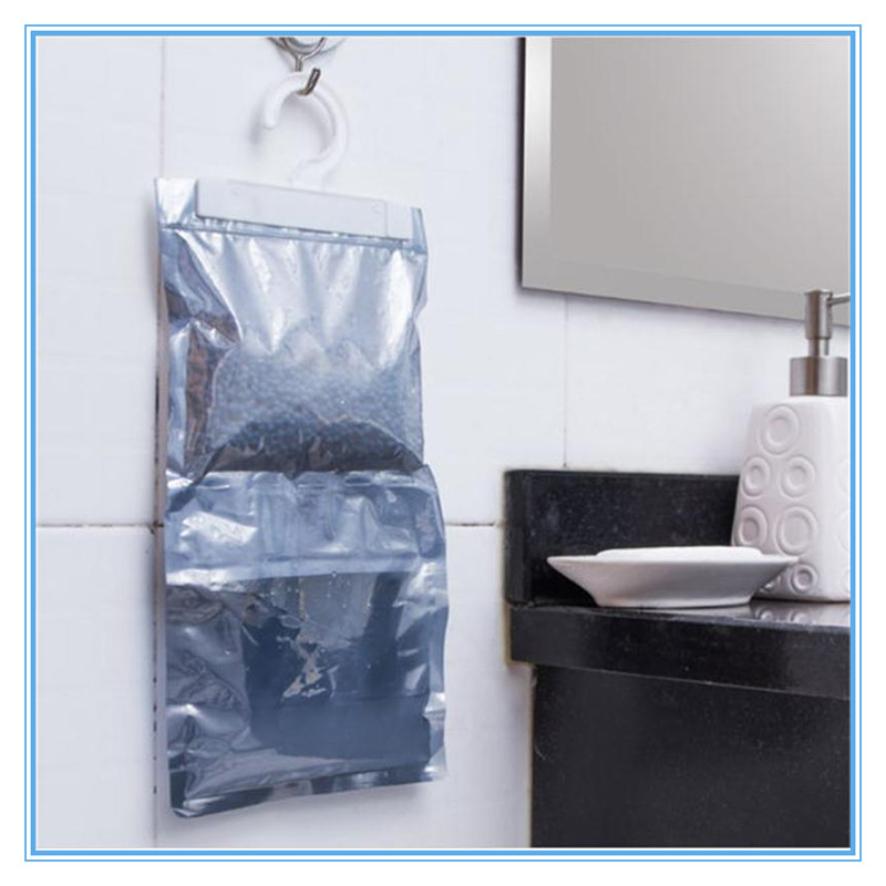 Closet/Wardrobe Moisture Absorber Hanging Bag Natural Safe