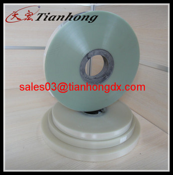 Discount Light Green Color Polester Pet Mylar Tube Tape Used For Stretch  Film Aluminium Foil Price Wrapping Pet Melinex Coil - Buy Polyester Mylar