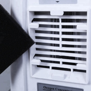 C - Description du concentrateur doxygène : Le concentrateur doxygène est conçu.