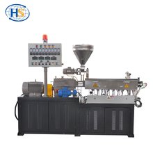 CE Haisi Mini Co-rotating Twin Screw Extruder with Good Quality