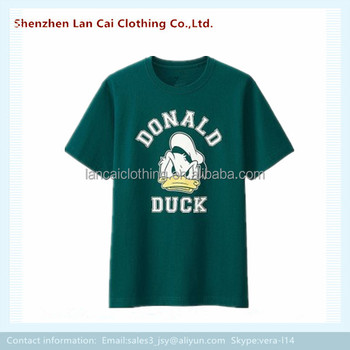cartoon fashion casual t shirts latest style couples tee shirt 2017