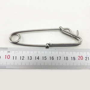stainless steel tuna fishing line clips