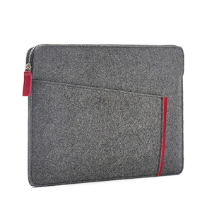 Hot sell Wool Felt 15 inch laptop bag sleeve notebook cover case bag