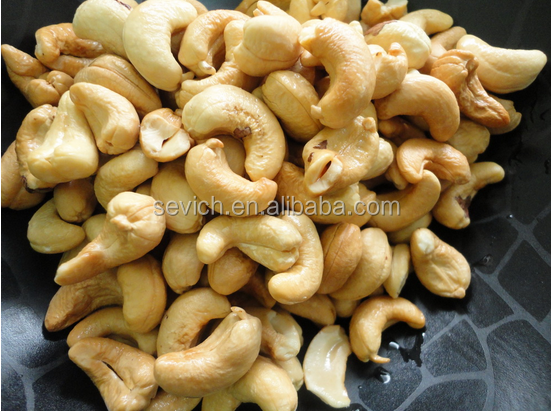 Wholesale Flavor Roasted Cashew Nuts