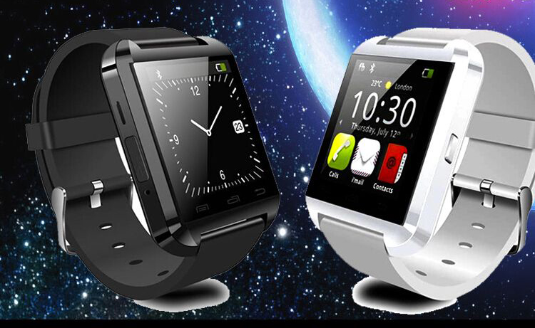 U8 Bluetooth Android Smart Watch Dual <strong>Sim</strong>