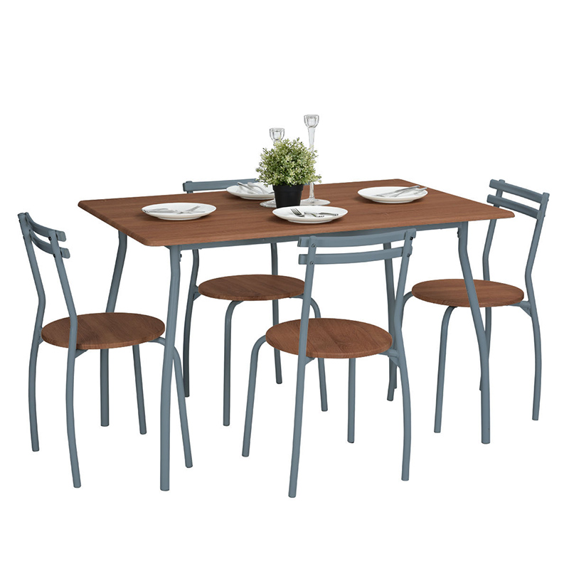 glass and chrome dining table chairs