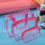Fashion Travel Accessories Clear PVC Cosmetic Bag with Zipper