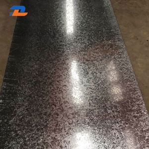 customized jis g 3506 0.6mm g60 cutting galvanized steel sheet