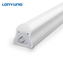 ETL DLC linkable t8 integrated led light 8ft led tube light fixture