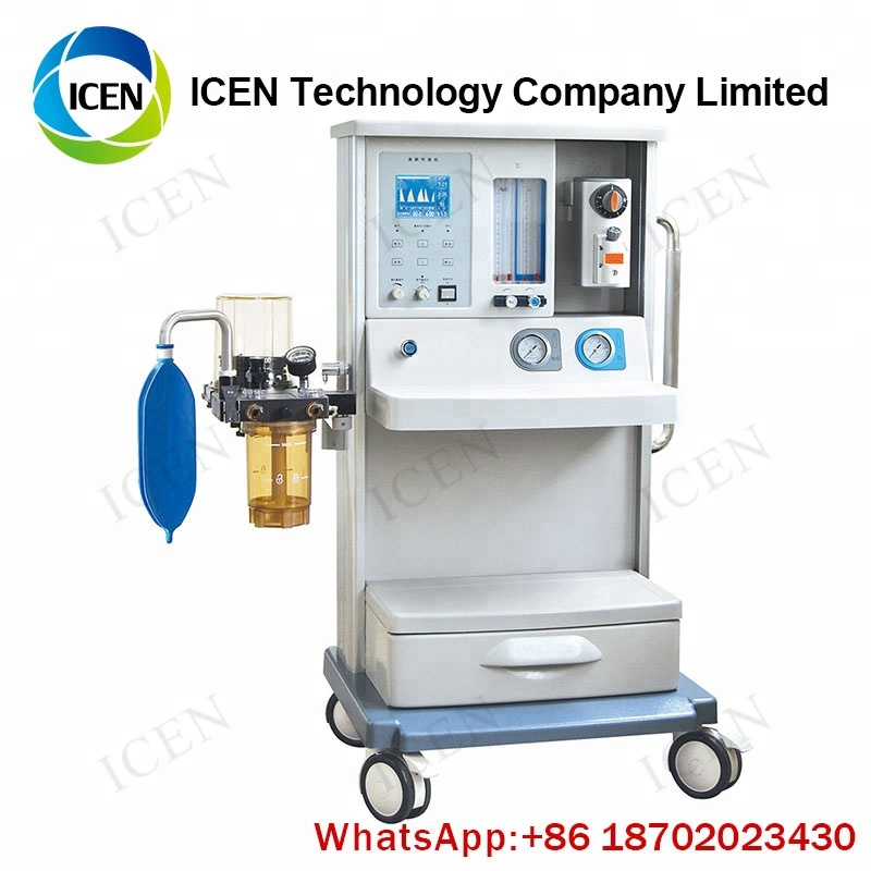 Medical ICU mindray anesthesia anesthesia breathing circuit veterinary anesthesia machine