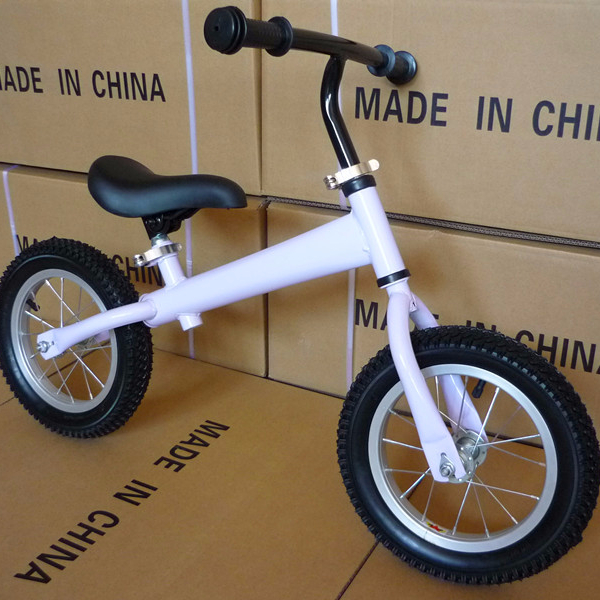 Hot selling cheap balance bike for children/ baby bicycle 2 wheels