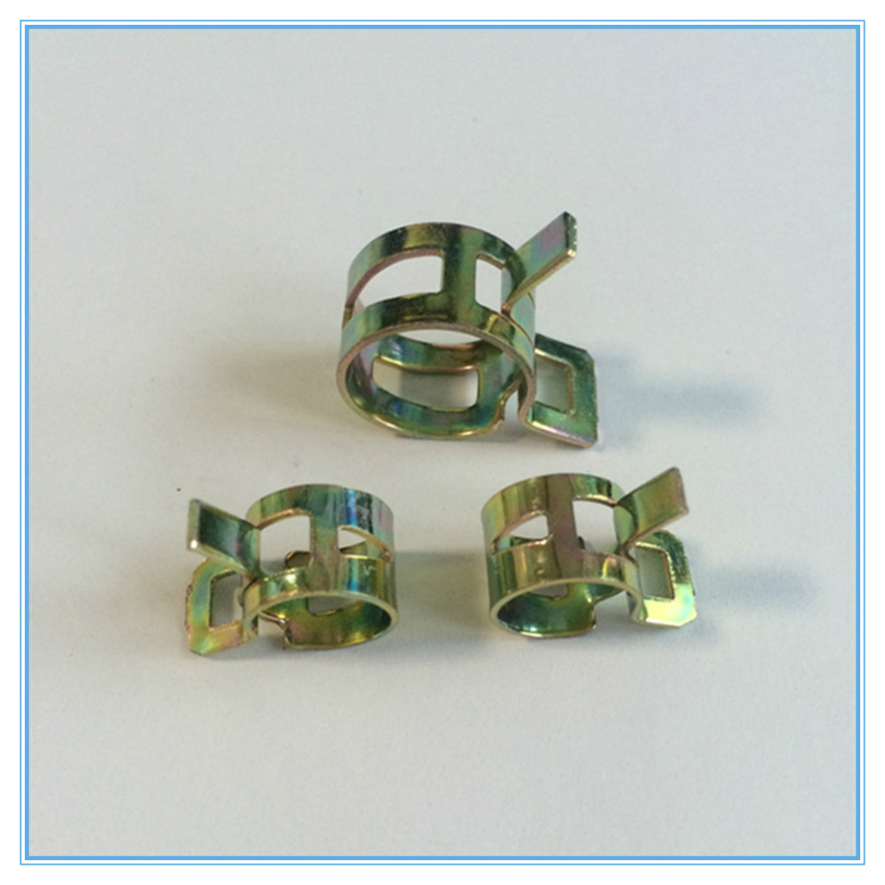 Stainless steel heavy tension spring clamps buy round