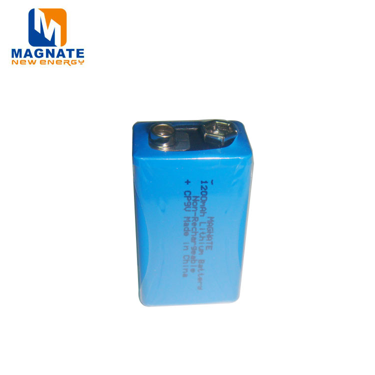 Super Quality 1200Mah Ultra Thin Battery 9V