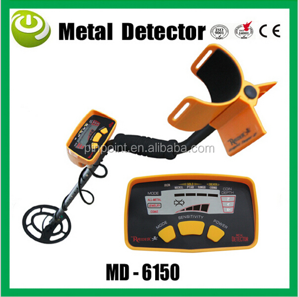 Pinpoint Precious Ground Search Gold Metal detector for Treasure Hunting support for Detecting depth 5m