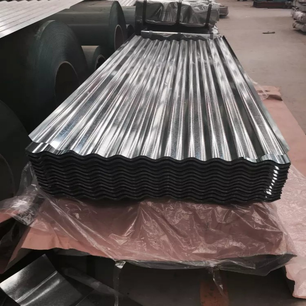 Corrugated Zinc Roofing Sheet, Galvanized Corrugated Steel Roof Sheet