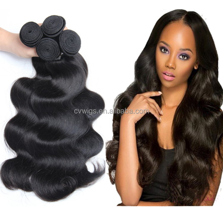 2017 Hotsale natural color grade 7a 8a 9a 10a virgin peruvian hair