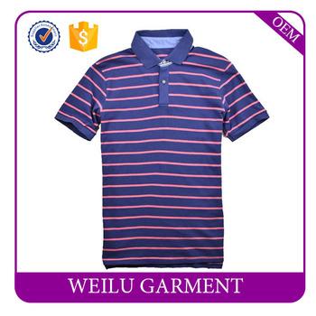 Oem polo shirts wholesale china striped embroidered polo for Cheap polo shirts embroidered